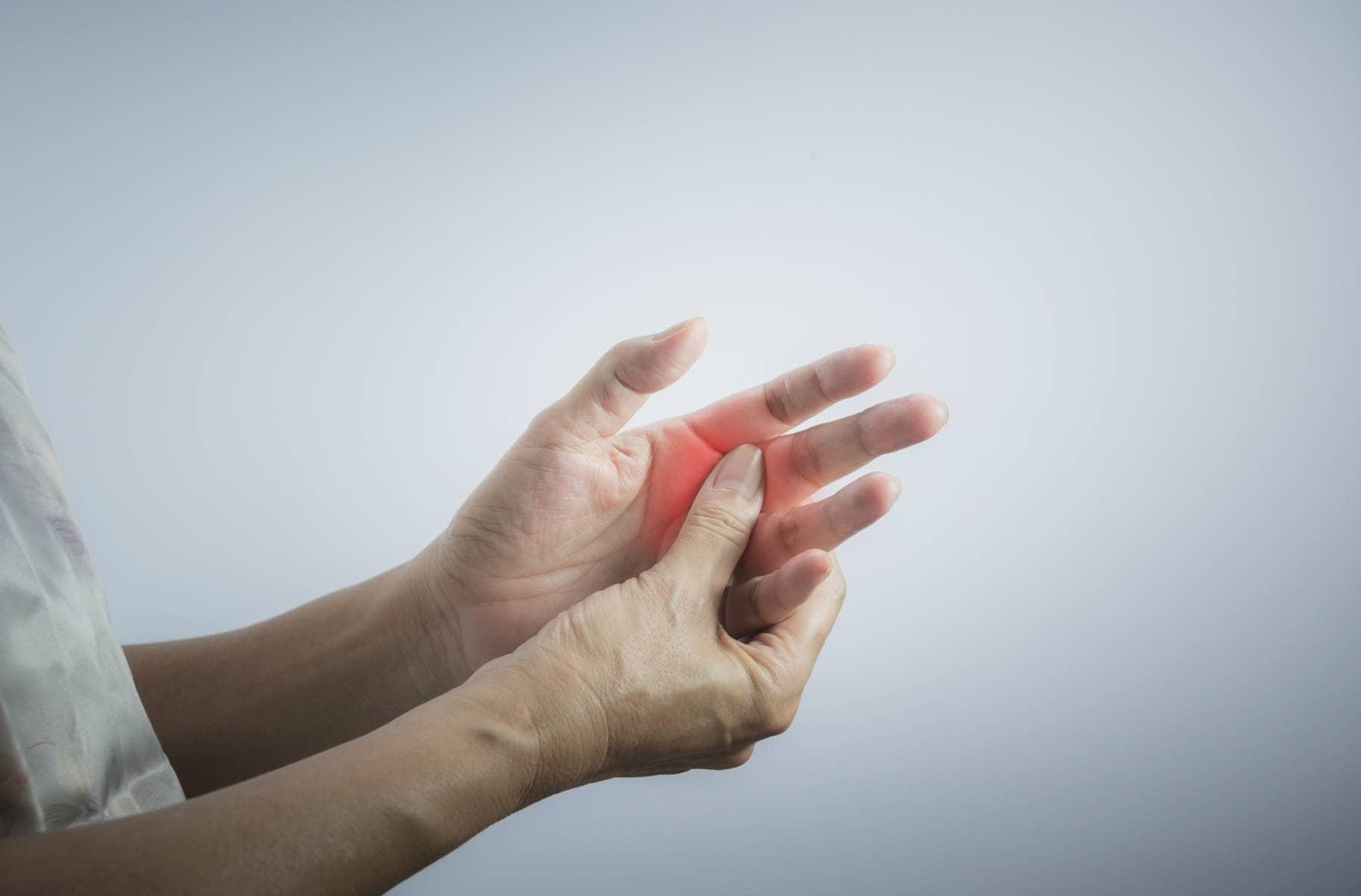 reumatism i händerna