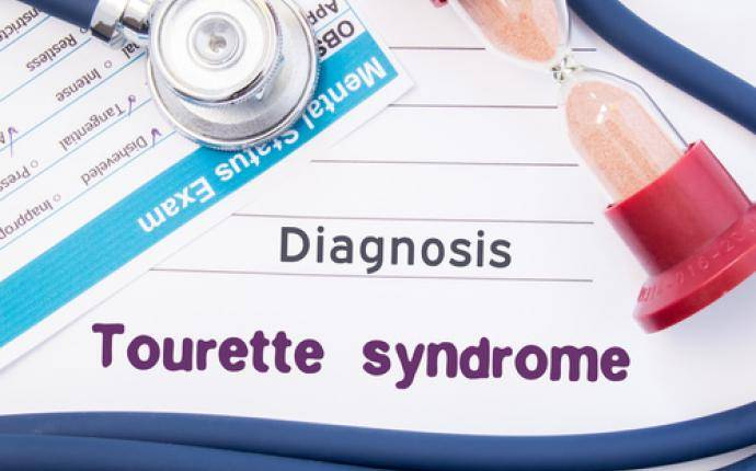 Tourettes syndrom