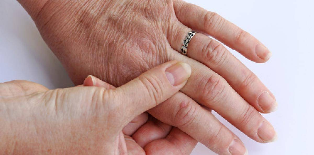 tidiga tecken på reumatism