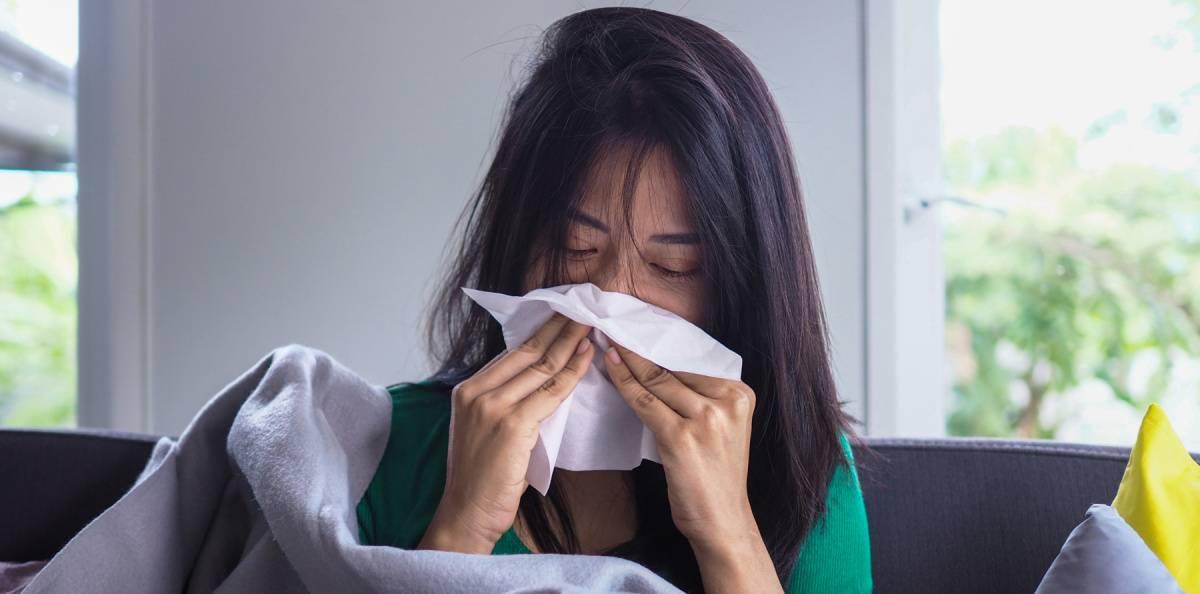 basta när man har feber