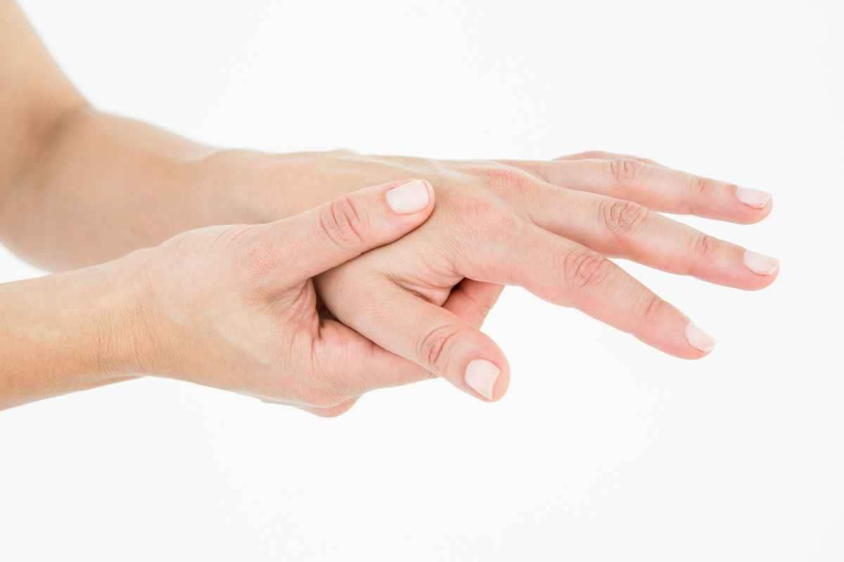 stel i fingrarna