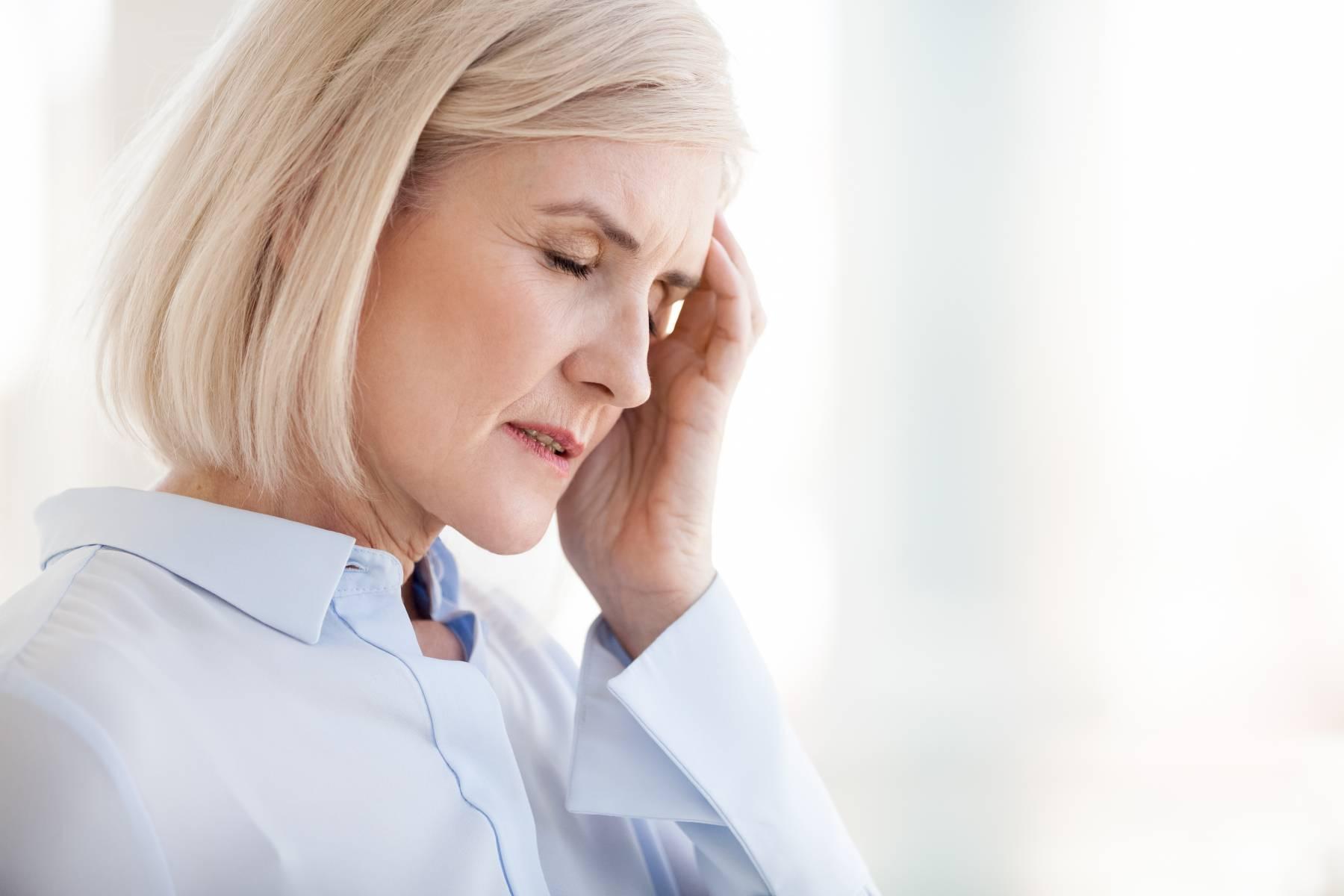 klimakteriet ont i leder och muskler