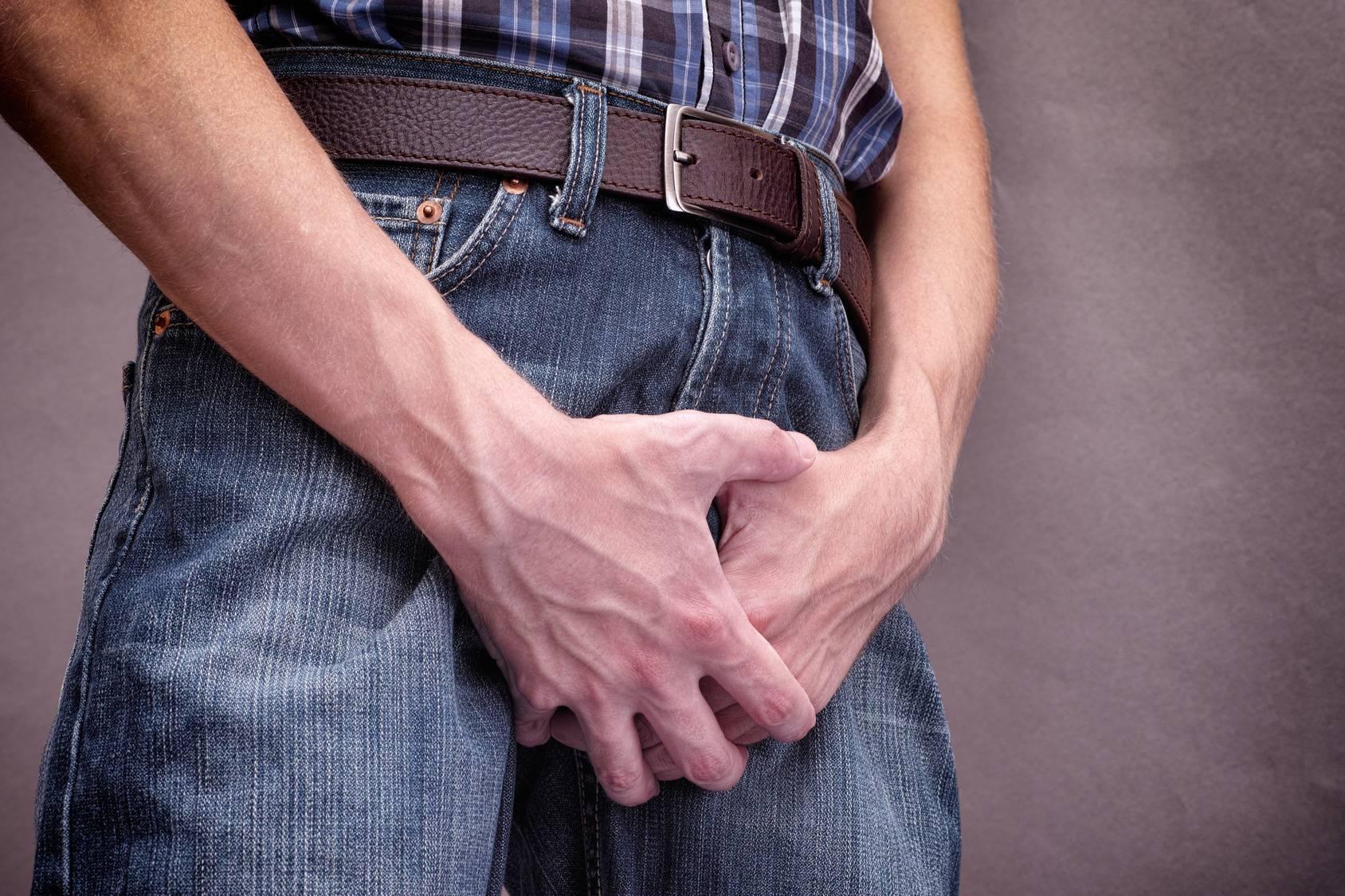 träning efter prostataoperation