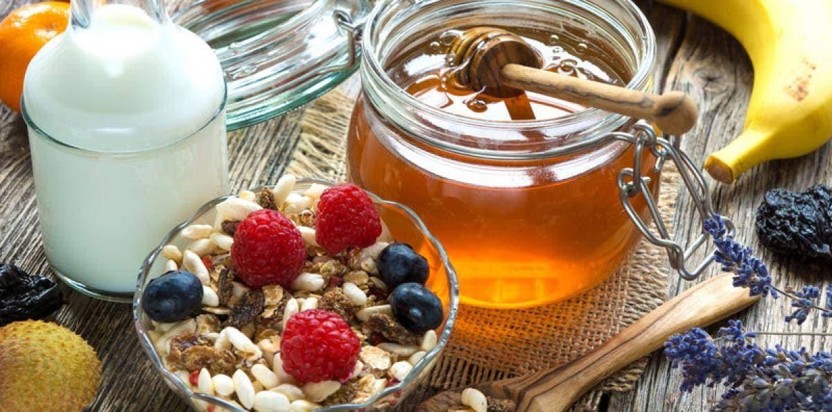 mat som hjälper mot diarre