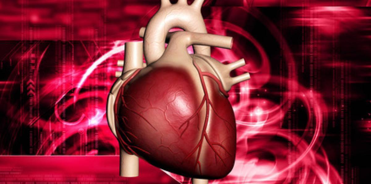 symtom på förstorat hjärta