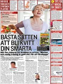 Aftonbladet skriver om nokturi samt intervjuar nokturi-patienten Lisbeth och Netdoktors expert Aino Fianu Jonasson