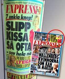 Nokturi och Hardunokturi.se i Expressen
