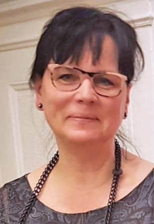 Sjuksköterska Rita Rosén