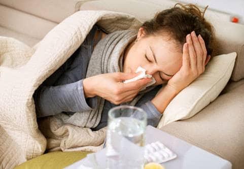 Testa dina kunskaper om förkylningar och infektioner
