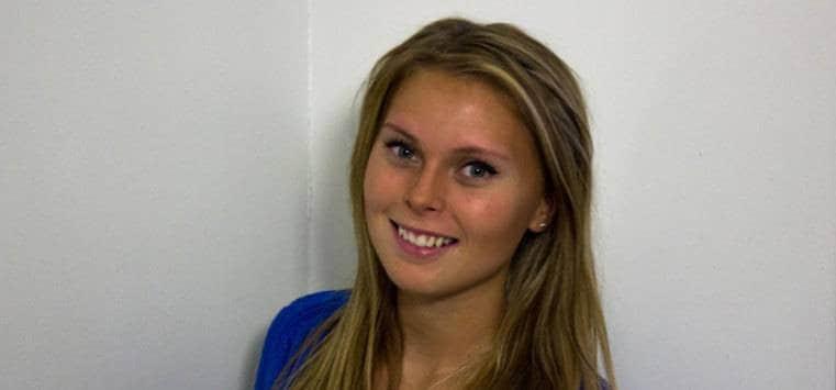 Isabelle Norlén har inflammatorisk tarmsjukdom och förstoppning.