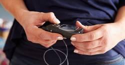 Diabetiker blir hjälpta av ny teknik