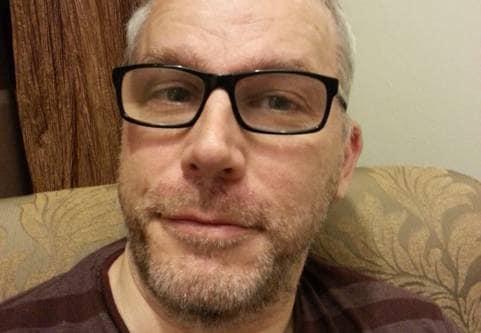 Mats Nyberg har cervikal dystoni