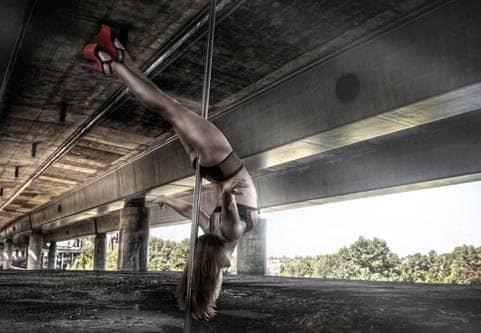 Proffsdansaren Lisa om akneproblem