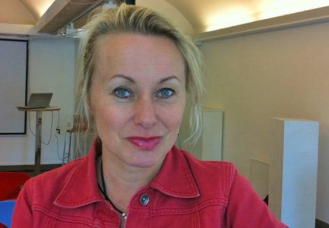 Louise Hoffsten om MS