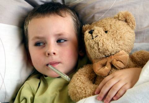 RS-virus (respiratoriskt syncytialvirus)