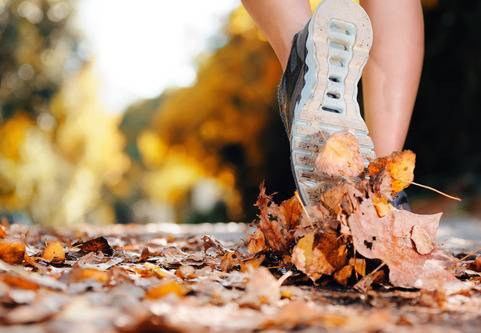 Hälsporre ger upphov till smärtor i hälen