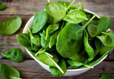 Gröna blad kan motverka ögonsjukdomen AMD
