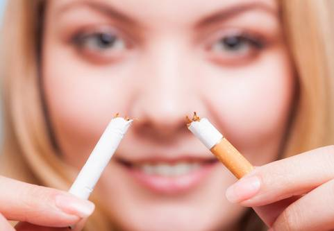 Expertens tips för att sluta röka och snusa